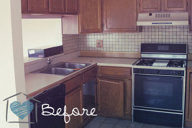 Kitchen Makeover Concrete Countertop Concrete Masonry Countertops Diy Kitchen Cabinets Kitchen