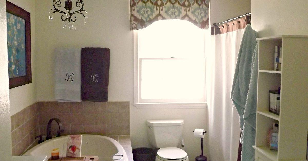 Master Bathroom Makeover Hometalk