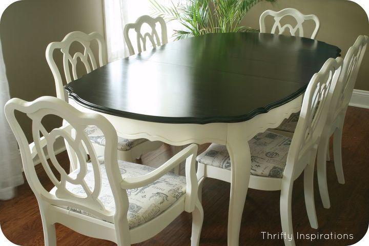 French Provincial Table Set Makeover | Hometalk