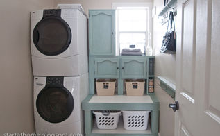 diy weekend laundry room, cleaning tips, garages, laundry rooms, storage ideas, I love that everything has a place now
