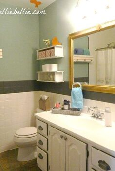 updating a bathroom for 71 00, bathroom ideas, home decor, updated