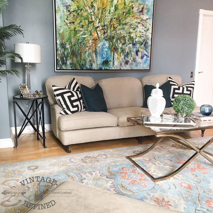Painted Dining Room Chairs: Dining Room Update - Painting Dining Table & Chairs