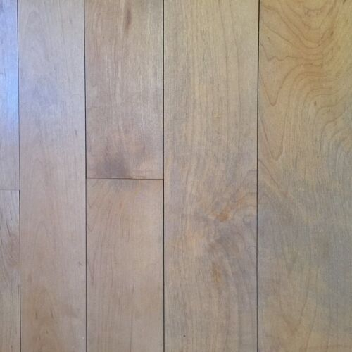 New Gray Stained Maple Floors: Cleaning Maple Floors- Mysterious Stains