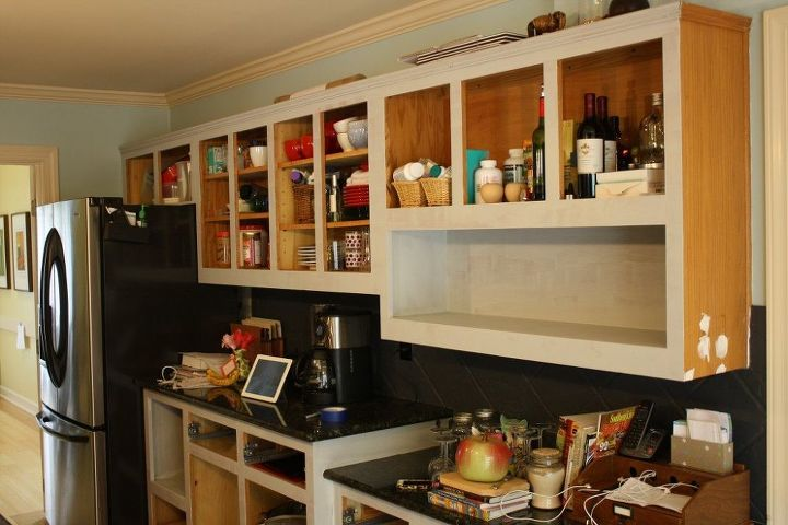 How to Paint Kitchen Cabinets Without Sanding or Priming   Hometalk