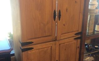 Kitchen Cabinets Entertainment Center furniture entertainment centers in repurposing from | hometalk