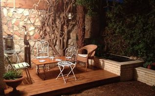 garden design building a backyard pond, decks, landscape, outdoor living, ponds water features