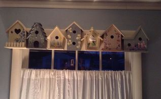 birdhouse valnce, bedroom ideas, wall decor