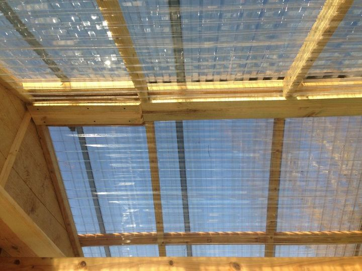 Building A Greenhouse From Old Windows Hometalk