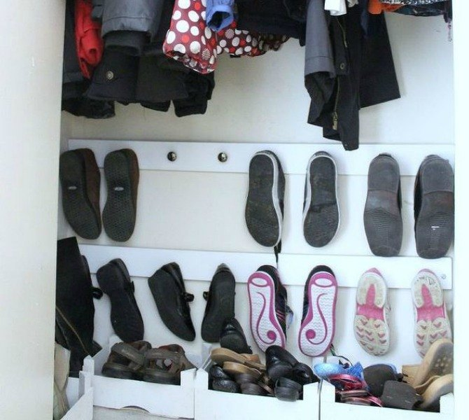 16 Brilliant Ways To Squeeze Much More Into Your Closet