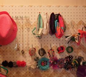 Hair Accessory Storage Hometalk