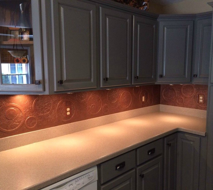 Painted Kitchen Backsplash Ideas: These 13 Viral Ideas Will Make Your Home Look Expensive On