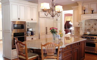 french country kitchen, home decor, home improvement, kitchen design
