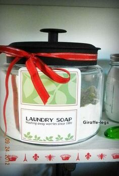 homemade laundry detergent with a surprising bonus, cleaning tips, Sour smells begone