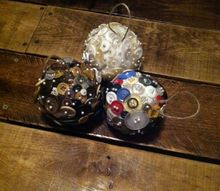 christmas decorations homemade ornaments gifts, christmas decorations, seasonal holiday decor