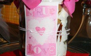 ode to mason jars, crafts, mason jars, My Organic Raspberry Chocolate Tiramisu ValentinesDay version