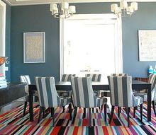 adding color to the dining room, dining room ideas, flooring, home decor