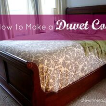 can t find just the right bedding for your room why not make it then, crafts, home decor