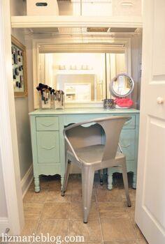 my bathroom organized tips amp tricks, bathroom ideas, organizing, DIY vanity closet