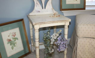 shabby chic vintage table, chalk paint, painted furniture, shabby chic