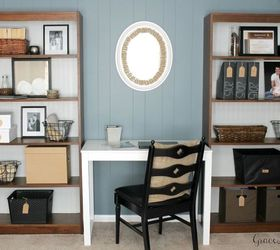 High Quality Farmhouse Chic Office Makeover, Chalk Paint, Chalkboard Paint, Crafts, Home  Office,