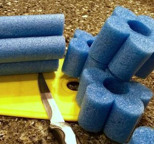 s 10 insanely creative ways to use pool noodles outside the pool, crafts, repurposing upcycling