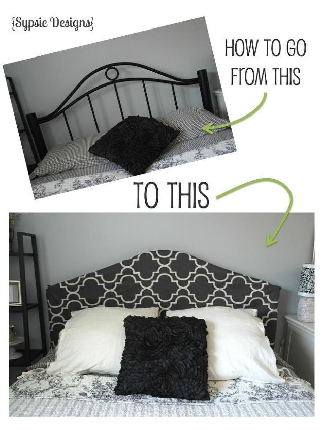 Easy Headboard Cover | Hometalk