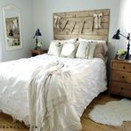 bedroom decorating ideas, bedroom ideas, home decor, Rustic Style via AKA Design