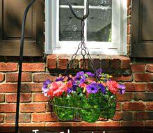 diy jar chandelier, diy, flowers, gardening, outdoor living, repurposing upcycling