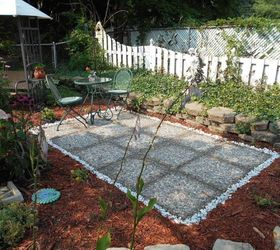 ... Simple Garden Patio For A Small Space Hometalk For Outdoor Patio Ideas  For Small Spaces ...