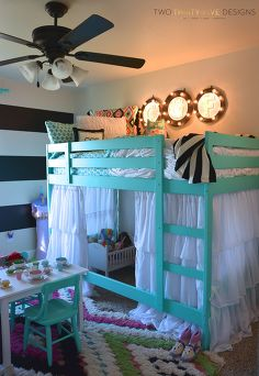 Great Kid Beds Idea Box By Julie At Build Sew Reap