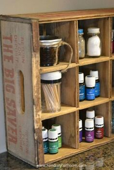 storage ideas repurposed vintage kitchen, kitchen design, organizing, storage ideas