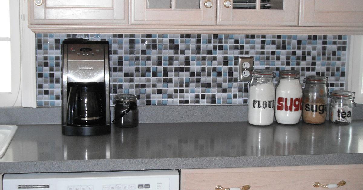kitchen backsplash it s not tile it s a decal hometalk decals for ceramic tile backsplash video search engine