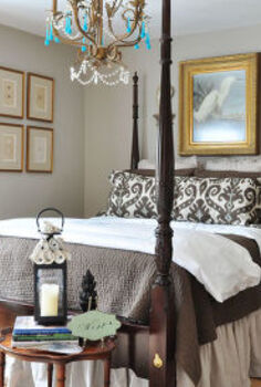 guest room before amp after, bedroom ideas, home decor, window treatments