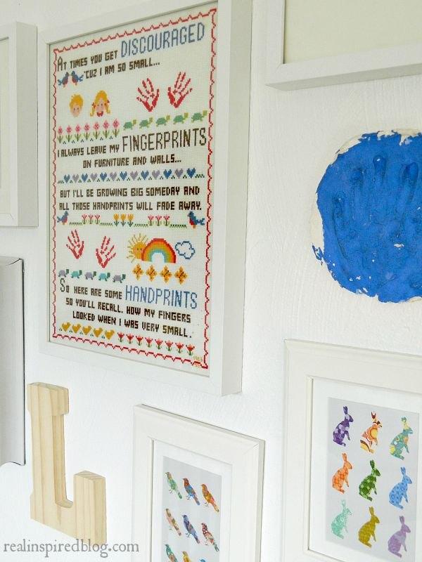 A Vintage Modern Nursery Bedroom Ideas Home Decor Painting Wall Decor