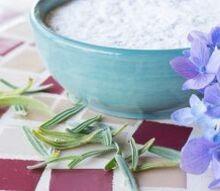 make rosemary lavender carpet powder, cleaning tips, reupholster