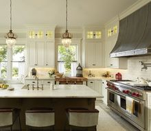 kitchen renovation in historic preservation district, kitchen design