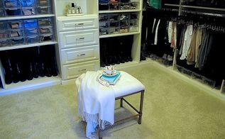 closet organization tips that are easy to maintain, closet, organizing, storage ideas
