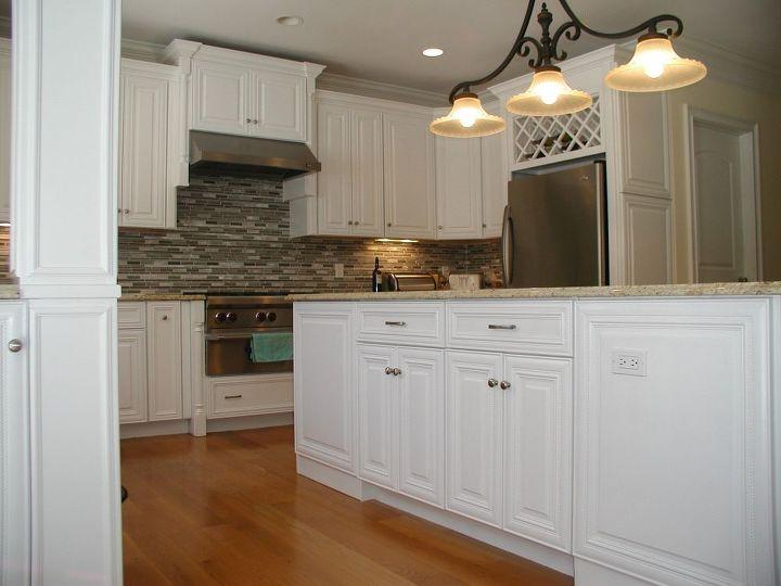 Victoria's Kitchen Cabinet Painting Transformation | Hometalk