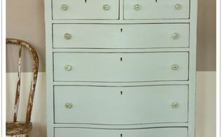 painting furniture the easy way, painted furniture, shabby chic