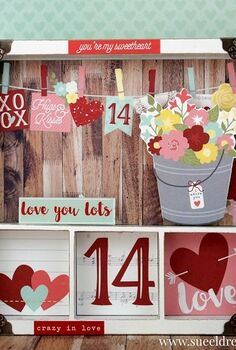 you me valentine s frame, crafts, seasonal holiday decor, valentines day ideas