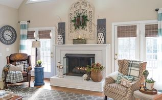 what can you do with christmas decorations after christmas, fireplaces mantels, home decor, seasonal holiday decor