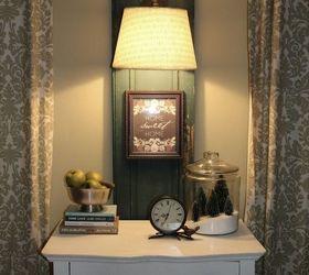 shut the front door you can turn a door shutter into a l& diy & Shut the Front Door! You Can Turn a Door Into a Lamp? | Hometalk Pezcame.Com