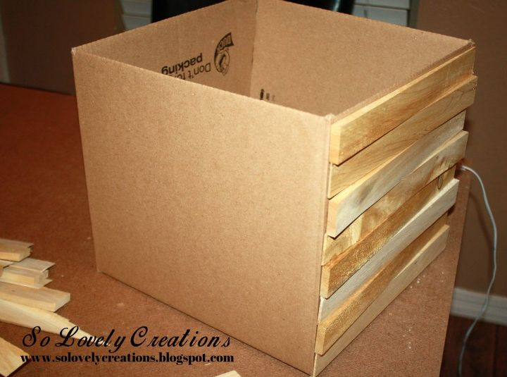 Easy Diy Boxes Hometalk