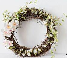 spring valentine s day wreath, crafts, seasonal holiday decor, valentines day ideas, wreaths