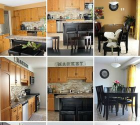Exceptional Our Kitchen Cabinet Makeover, Diy, Kitchen Cabinets, Kitchen Design,  Painting