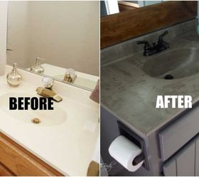 Bathroom home improvement projects