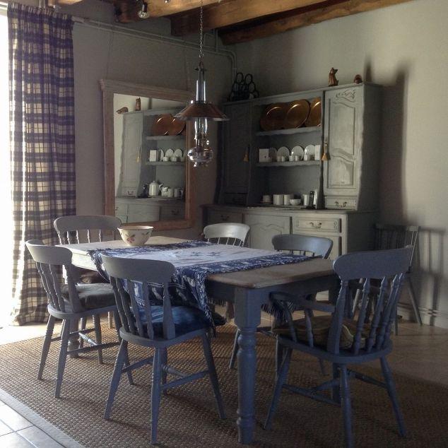 French Farmhouse Kitchen Design: Old French Farmhouse