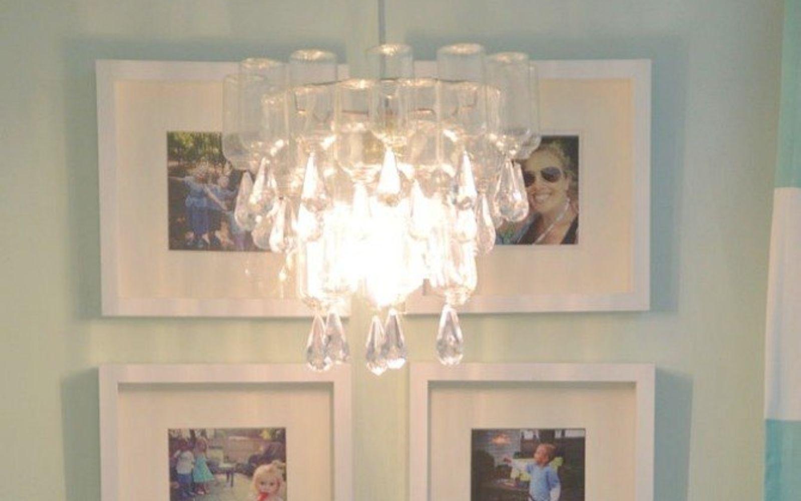 plastic lighting. make plastic bottles into crystallike lights lighting