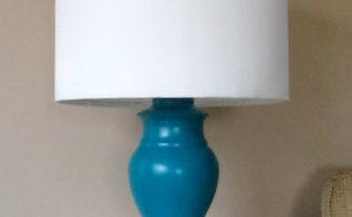 diy lamp shade base makeover, crafts, how to, lighting