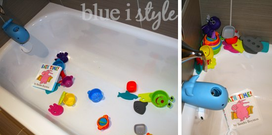 stylish bath toy storage hometalk